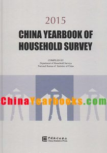 China Yearbook of Household Survey 2015