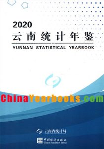 Yunnan Statistical Yearbook 2020